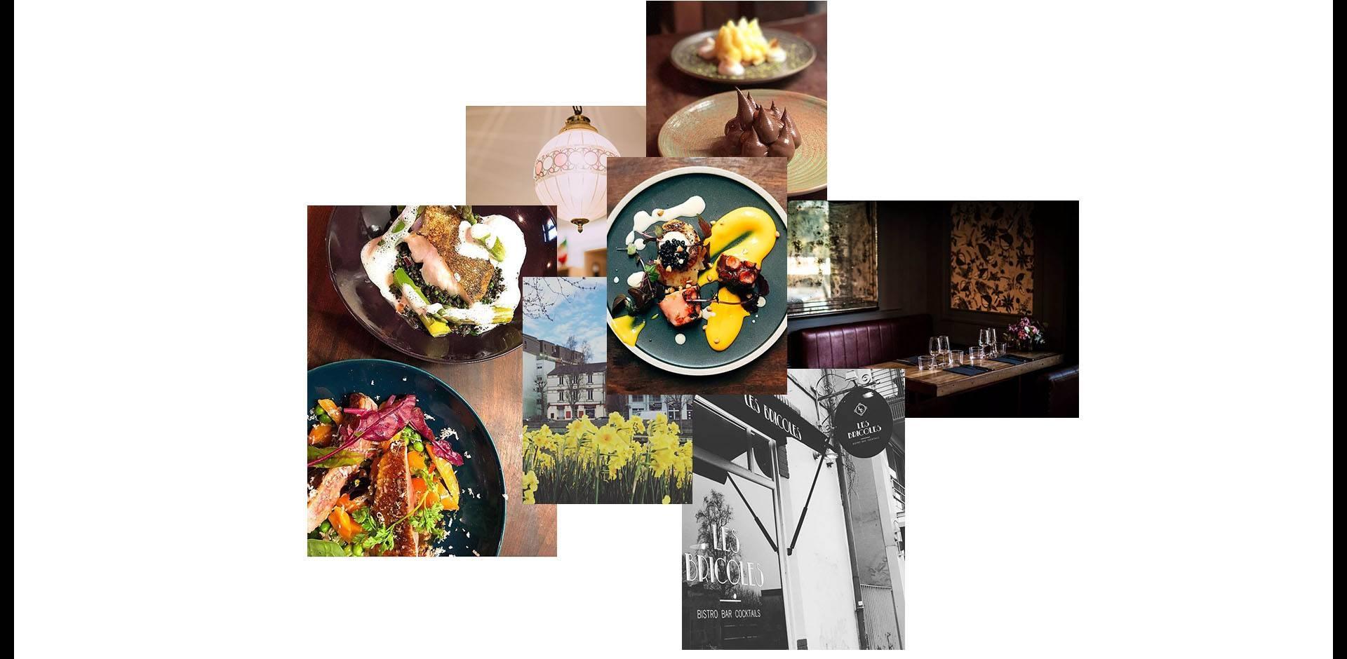 Les Bricoles - Restaurant Rennes