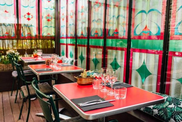 Le Restaurant - Les Bricoles - Rennes